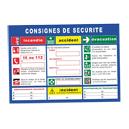 Consigne de sécurité Nièvre Protection Incendie