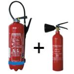 extincteur eau pulvérisé additif co2 Nièvre Protection Incendie